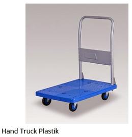 hand truck plastic