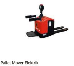 pallet mover elektrik