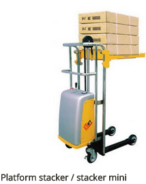 platform stacker - stacker mini