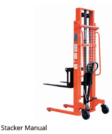 stacker manual