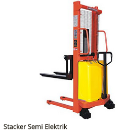 stacker semi elektrik