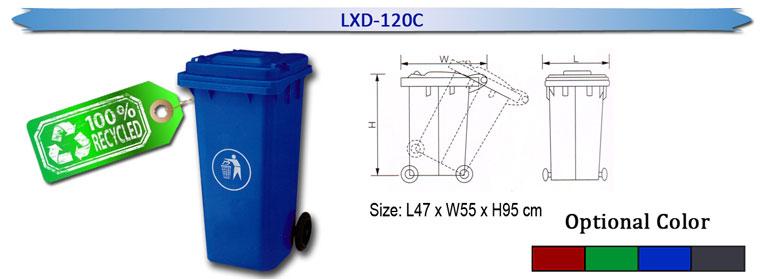 Dustbin-LXD-120C