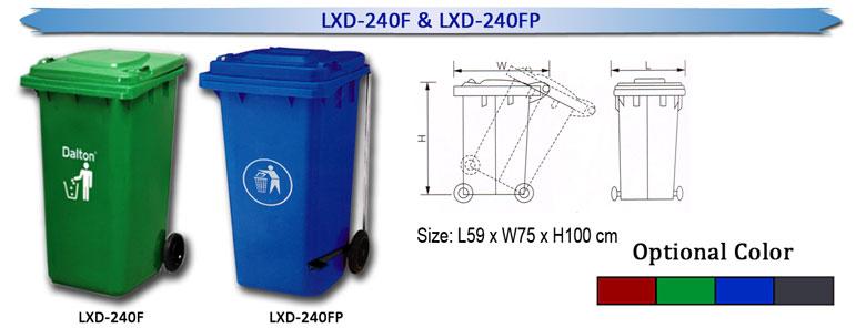 Dustbin-LXD-240F-LXD-240F